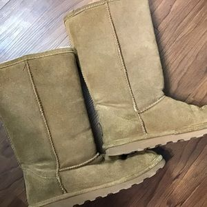 BearPaw | Elle Tall Women's Snow Boots Size 10